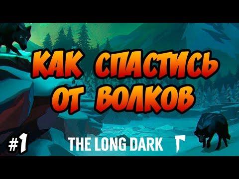 10 СОВЕТОВ, КАК СПАСТИСЬ ОТ ВОЛКОВ #1| The Long Dark
