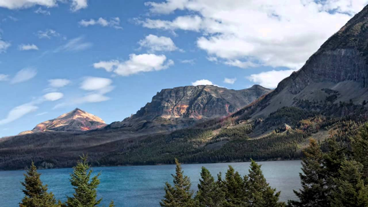 Montana Landscapes by Mike Lawson - YouTube