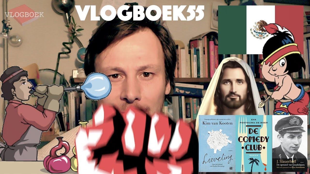 Vlogboek55 Kim Van Kooten Eva Posthuma De Boer J Slauerhoff