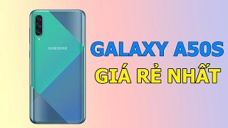Mua Galaxy A50s ở đây giá rẻ nhất: Trừ quà cực khủng