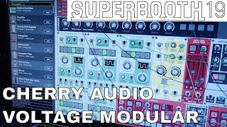 Superbooth 2019 - Cherry Audio Voltage Modular