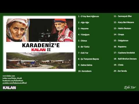 Apolas Lermi - Eski Yar - [Karadeniz'e Kalan II © 2014 Kalan Müzik ]