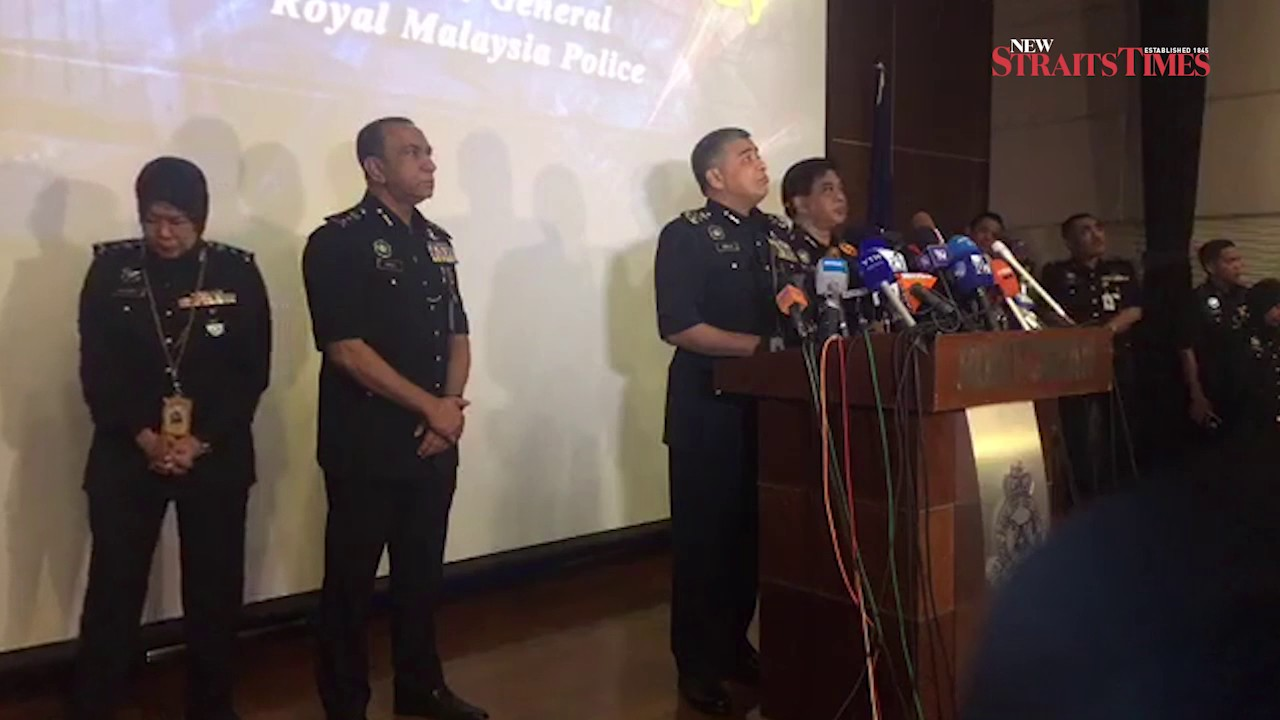 Female suspects in Jong nam's murder held 'practice runs' at Pavillion, KLCC before attack: IGP
