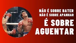 Ninguém vai bater tão duro quanto a vida | Rocky Balboa | Diego Maia | Direto ao Ponto