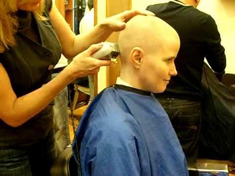 Ashley 2 LV (pt 2): Long Blonde Hair Donation/Head Shave (YT Original)Kaynak: YouTube · Süre: 25 dakika42 saniye
