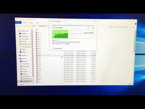 How To: Transfer CD to Hard Drive