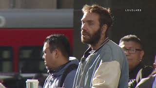 Bus Accident Turns Fatal / Downtown LA  12.26.18