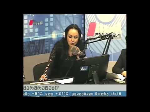 """გადაცემა """"მიგრაციის მარშრუტები"""" - ქართული დიასპორა და ხალხური შემოქმედება"""