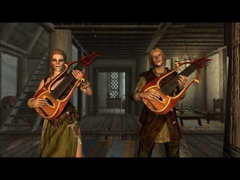 Skyrim: Ragnar the Red Duet