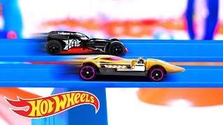 Mega Battle Of The Track Challenge | Hot Wheels Unlimited | Hot Wheels