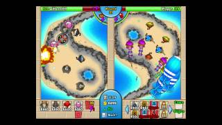 iPad Bloons TD Battles Glitch - Cheaters Never Win!