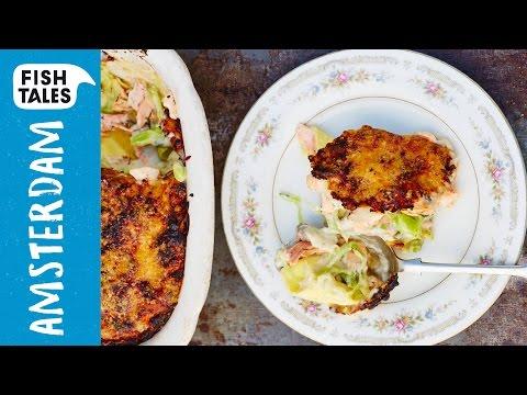 SALMON Lasagna | Bart's Fish Tales