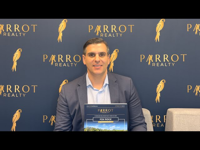 Fox Ridge Market Update - October 2021 - Presented By Michael Citron Parrot Realty