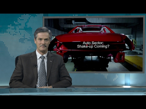 Auto Sector: Shakeup Coming? - February 16, 2017