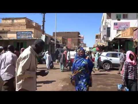 Sudan: Omdurman Souq スーダン: オムダルマンのスーク01