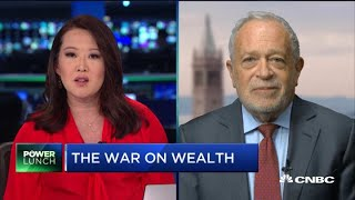 Former Clinton Labor Sec. Robert Reich on why US needs a wealth tax