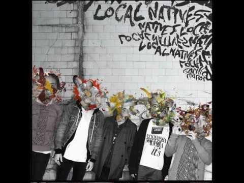 Local Natives-Shape Shifter (lyrics)