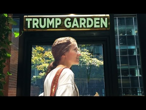 "How Easy Is It To Break Into Trump's ""Secret"" Gardens?"
