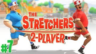 The Stretchers- #7 - SPECIAL DELIVERY!! (Co-op Gameplay)