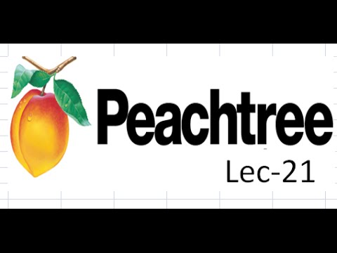Peachtree Accounting Tutorials ( sales order attached job with and sales Invoice and receipts)