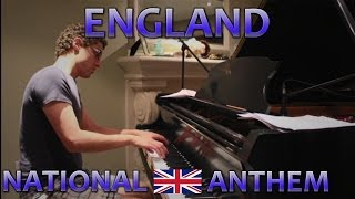 England Anthem - Piano Cover (World Cup 2014)