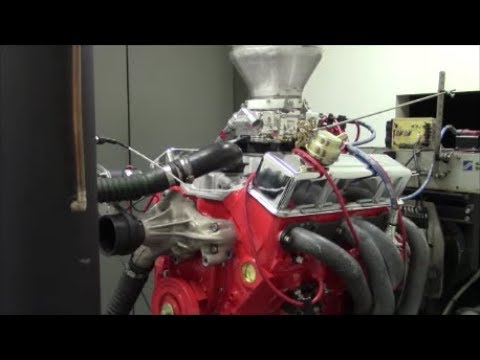 327 Small Block Chevy Dyno Test - VortecPro