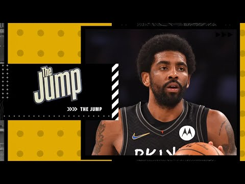 Brian Windhorst explains why Kyrie Irving may get less than the full max extension | The Jump