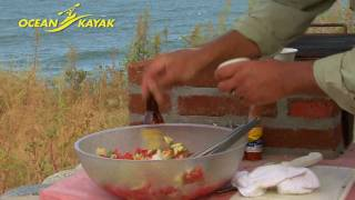 A Simple Salsa for Fresh Fish - Kayak Fishing Tales