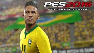 Pro Evolution Soccer 2016 - GamesCom Trailer @ 1080p HD (60fps) ✔
