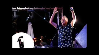 Fatboy Slim live at Café Mambo for Radio 1 in Ibiza 2017