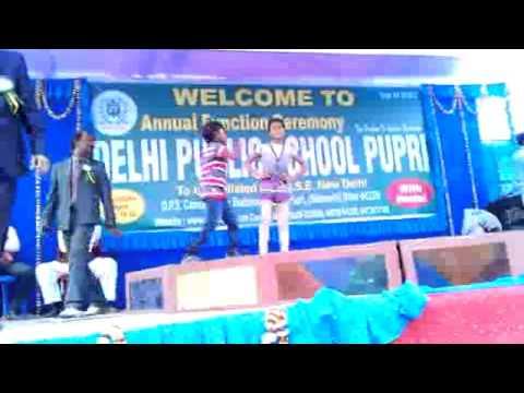 Delhi public school. Pupri.annual function