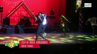 Ayo Jay Live Performance at 2016 NEA Awards in New York City