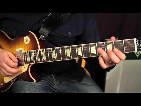 Guitar Lessons - Guitar Scales Lesson - Major Pentatonic Review w Marty Schwartz