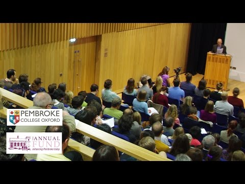 Lev Grossman: 'Fear and Loathing in Aslan's Land', Tolkien Lecture 2015