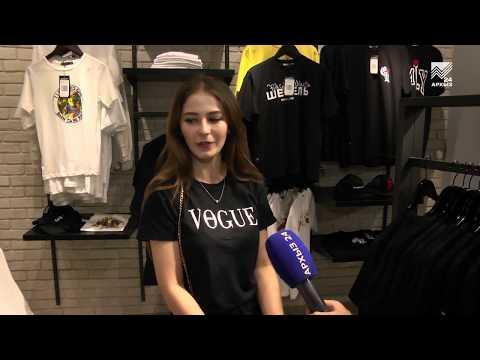В Черкесске открылся магазин модной молодежной одежды