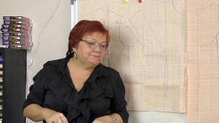 Модные практики с Паукште Ириной Михайловной. Отвечаем на вопросы по системе кроя 10 мерок.