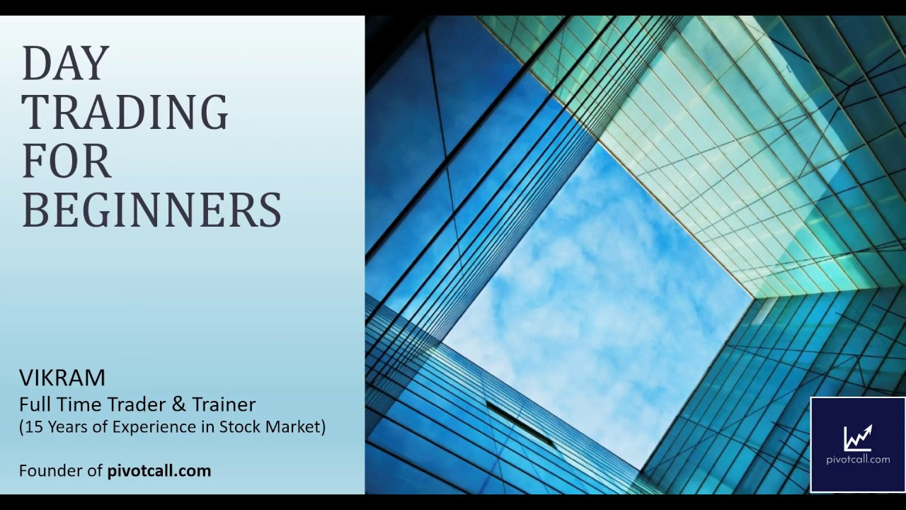 Day trading for beginners pivot call strategic investment management program