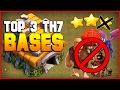 Clash of Clans | TOP 3 TH7 War Base 2017 | CoC BEST Town Hall 7 Defense [TH7 2017]