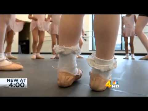 School Of Nashville Ballet Expansion On WSMV 5-29-15
