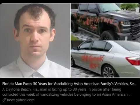 Kyle Christiansen Faces 30 Years In Prison For Anti-Asian Hate Crime