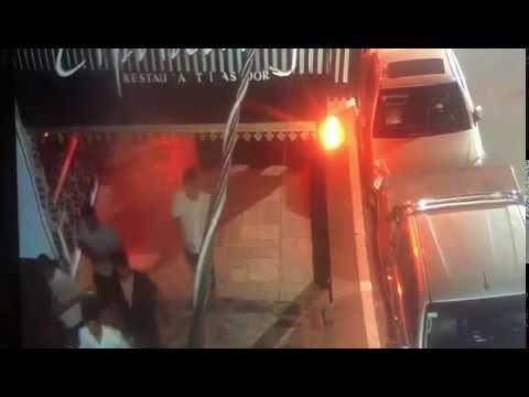Video: los rugbiers festejan tras el crimen de Fernando