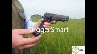 TriggerSmart Childproof RFID Smart Gun