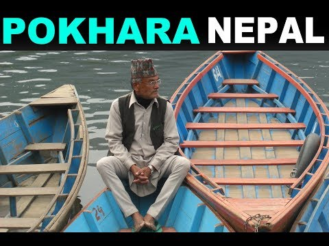 A Tourist's Guide to Pokhara, Nepal.  wwwtheredquest.com