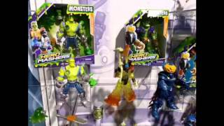 Toy Fair 2016 Hasbro Hero Mashers Monsters Update (Names & Prices!)