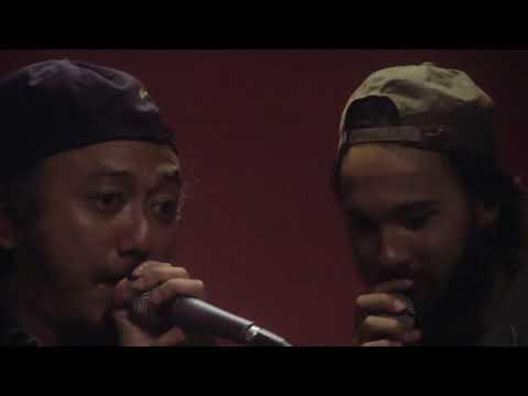 Ras Muhamad, Tóke & Reggae Remedy - Pathway Outta Babylon (Live studio session)