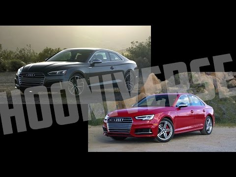 First Drive: The new 2018 Audi S4 and S5