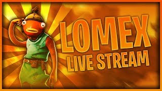 🔴 we PLAY STORMPUSHEVE WITH YOU-USE CODE LOMEX-GIVEAWAY in the DESCRIPTION! GW-FORTNITE BALKAN LIVE 🔴