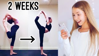 Reacting to your Flexibility Transformation TikToks!