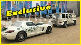 Best Dubai Supercars Police Audi R8. Police SUVs Mercedes-Benz G63 AMG. 2018 Rolls-Royce Wraith