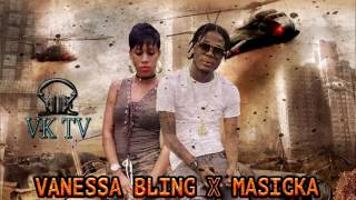 Vanessa Bling ft. Masicka - Don (Audio)